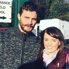 Jamie Dornan spotted in Belfast while filming The Fall. Thanks to @Stacygribben for their generous sharing! December 10th 2015. http://everythingjamiedornan.com/gallery/thumbnails.php?album=36 https://www.facebook.com/everythingjamiedornan/