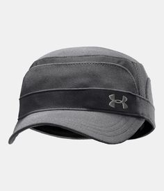 aa3a70eaca2 Men s UA Stretch Military Cap. Under Armour ...