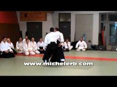 ▶ Best Of Michel Erb Aikido et Ken Jutsu 2009-2010 - YouTube