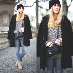 Sud Express Coat, Rebecca Minkoff Bag
