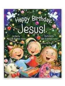 Happy Birthday Jesus - This list of books has some that I hadn't ever heard of before. I can't wait to read them to my kids! #christmas #books #kids