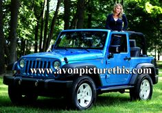 Image Detail for - Sarah brought her Jeep in with her for the senior picture session ...
