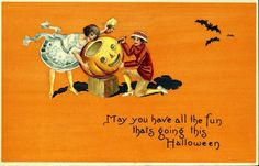 Halloween May You Have All The Fun Thats Going This Halloween | eBay