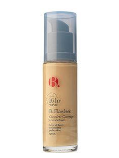 B. Flawless Complete Coverage Foundation