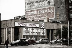 Towne Cinema 8, Winnipeg Theatre by AJ Batac, via Flickr