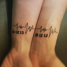 175+Tatuajes+Para+Parejas,+originales+y+románticos