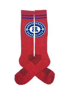 The OG Logo Knee High Sock Knee High Socks, Stockings, Logos, Stuff To Buy, Accessories, Collection, Fashion, Socks, Moda