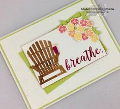Stampin' Up! Jar of Love Colorful Seasons Sneak Peek | Stamps – n - Lingers