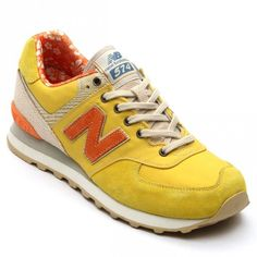 New Balance ML574 Floral Pack