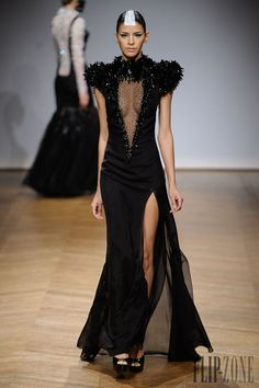 On aura tout vu - Couture - Spring-summer 2014 - http://en.flip-zone.com:8080/fashion/couture-1/independant-designers/on-aura-tout-vu-4439 - ©PixelFormula