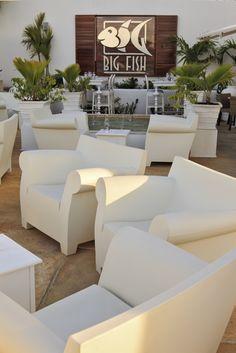 Tropical Lounge | Big Fish Restaurant