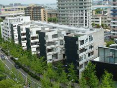 Steven Holl   Edificio de Apartamentos   Fukuoka, Japón   1989-1991