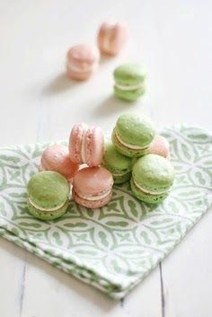 macarons are not the new cupcakes. macarons are the new macarons. Cupcakes, Pale Green Weddings, Meringue, Macarons Rose, Call Me Cupcake, French Macaroons, Pastel Macaroons, Laduree Macaroons, Galletas Cookies