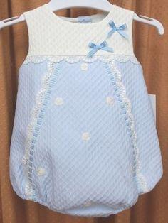 1ebbe258d Pelele de bebé 297223 de Rosy Fuentes