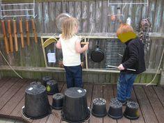 Music Wall | Pre-school Play