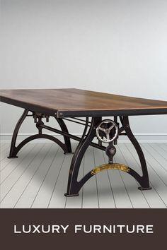 189 best vintage industrial desks and workstations images in 2019 rh pinterest com