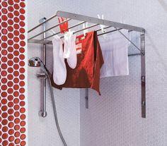 IKEA Banyo - Dar alanlar için kurutma çözümleri...