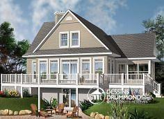 Plan de maison no. W3914-V3 de dessinsdrummond.com