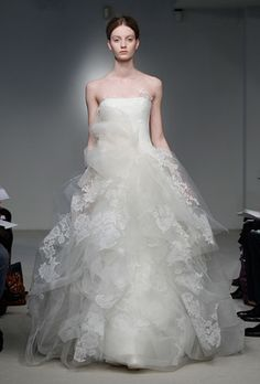2012 Wedding Dress Trends
