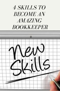 When you break down bookkeeping there are 4 things that you need to be good at to be a success. Bookkeeping Course, Online Bookkeeping, Small Business Bookkeeping, Bookkeeping And Accounting, Small Business Accounting, Bookkeeping Services, Accounting And Finance, Business Funding, Business Entrepreneur