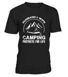Camping Partners For Life T-Shirt