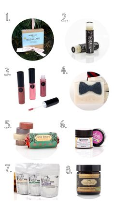 Looking  for fun eco stocking stuffers? Check out this gift guide.