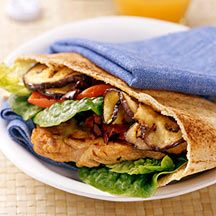 Tuscan Pork Loin Sandwich