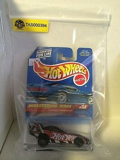 (TAS000394) - Mattel Hot Wheels Car - Firebird Funny Car