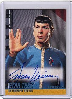 Star Trek TOS Leonard Nimoy