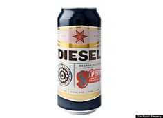 Diesel by Six Point Brewery  II  Best Graphics Design, 1st Canny Awards