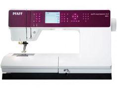 Máquina de Costura Singer  Quilt Expression 4.2 - 254 Pontos - com as melhores condições você encontra no Magazine Shopspremium. Confira!