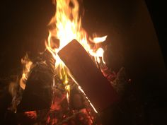 Just fire.... Relax and enjoy after a period with a lot of work! http://www.advance-events.nl