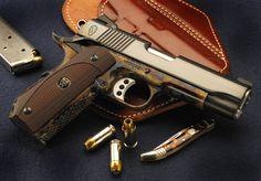 Series 80 Colt Commander