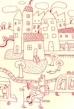 illustration by Delphine Durand