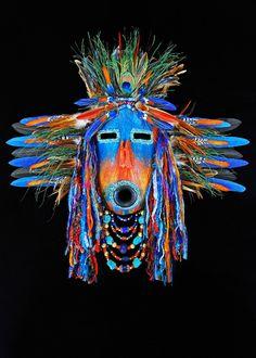Sacred Earth Mask