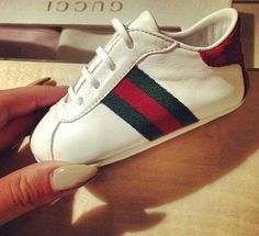 Gucci Shoes For Babies - A baby has to be taken care of and it is essential to pay special attention to the every end of t Baby Boy Swag, Kid Swag, Baby Boy Shoes, Baby Boy Outfits, Kids Outfits, Toddler Shoes, Girls Shoes, Baby Boy Fashion, Kids Fashion