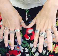 Pandora Darling Daisies Ring
