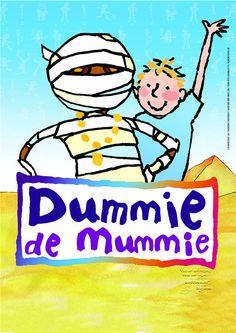 De musical Dummie de Mummie