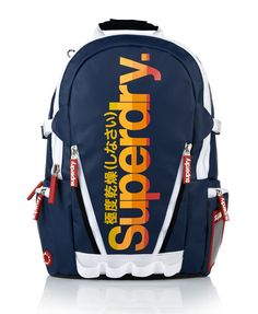 dark navy- California Tarp Backpack