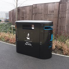 Take a look at these triple litter bins we manufactured for One Trafford to encourage on the go! Trafford, Recycling Bins, Galvanized Steel, Industrial, Projects, Design, Tanks, Design Comics