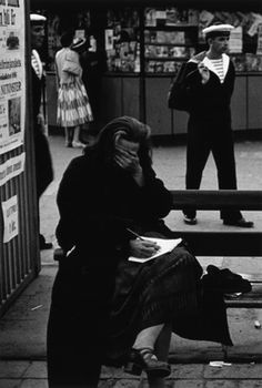 Gunnar Smoliansky :: Stockholm, 1950's