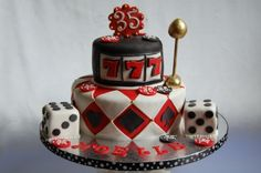 Casino Cake By jen_dsilva on CakeCentral.com