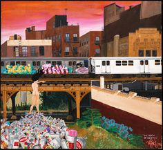 MCNY Curator Sean Corcoran on City As Canvas Graffiti Exhibit... We had a chance to chat with Sean Corcoran, who curated the upcoming City As Canvas Graffiti exhibit at The Museum of City of New York.