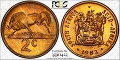 Rare Coins Worth Money, Valuable Coins, Coin Worth, Coins For Sale, Old Coins, Animal Pictures, South Africa, Free Shipping, Pop