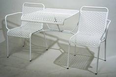 Panca regolabile tavolo, 156 x 53 x 81 cm, bianco: Amazon.it: Giardino e giardinaggio