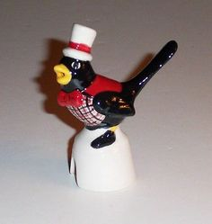 Pie Bird Mr Crow Blackbird All Dressed Up Piebird