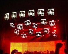Diario di un concerto - Radiohead - Firenze by Laura D'Adamo