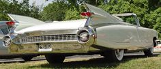 1959 Cadillac Eldorado Maintenance/restoration of old/vintage vehicles: the material for new cogs/casters/gears/pads could be cast polyamide which I (Cast polyamide) can produce. My contact: tatjana.alic@windowslive.com
