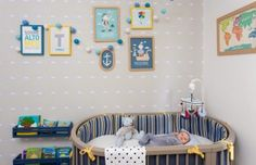 Deco express Baby Room Decor, Home Decor Bedroom, Kids Bedroom, Nursery Decor, Baby Boy Rooms, Nursery Design, Kids And Parenting, Toddler Bed, Interior Design