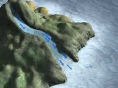 Week 4.  Water Cycle 3D  Animation